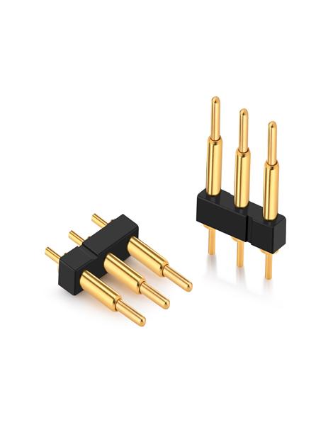 3Pin Dip pogo pin 2.54mm Pitch