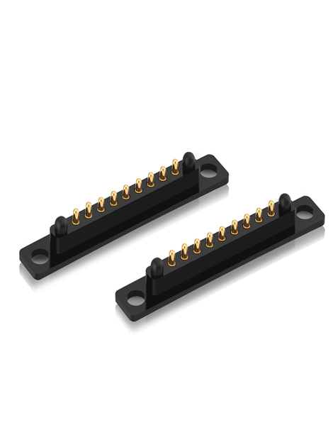 9PIN Magnetic Pogo pin connector