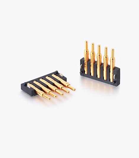 5PIN Right Angle Type pogo pin