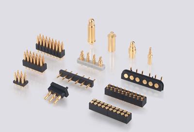 pogo pin connectors