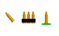 flat type pogo pin