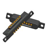 magnetic pogo pin
