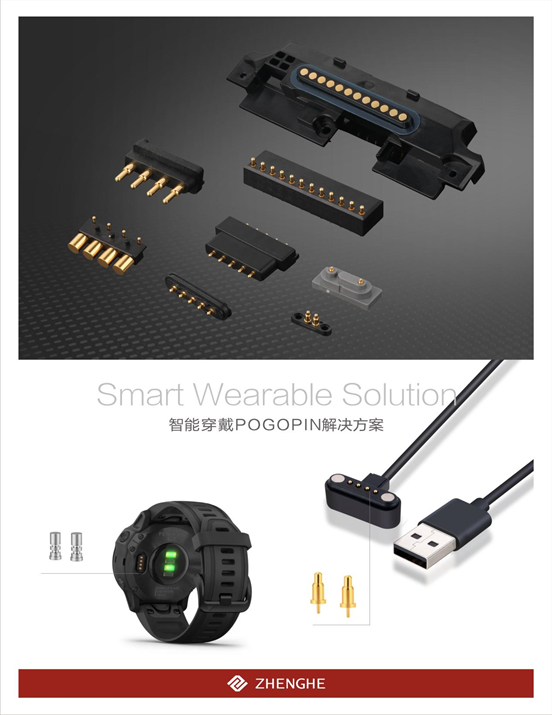 smart watch charging solution